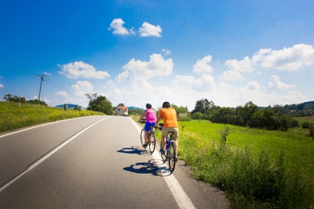 Na kole do Štramberka